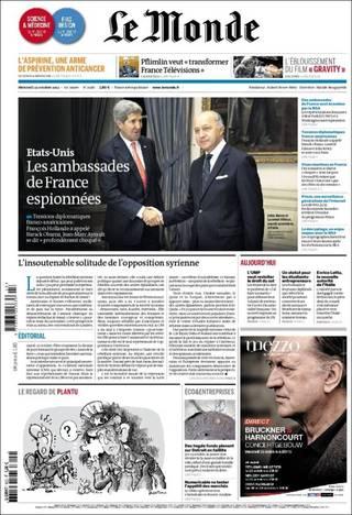 敘利亞反抗軍不可承受的寂寥(法國世界報)+歐巴馬擺盪的敘利亞政策(紐約時報)+歐盟握緊拳頭 美國仍老神在在(荷蘭忠誠報)