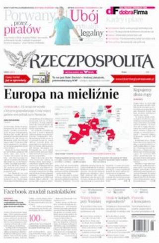 歐盟擱淺(20131106 波蘭共和報)