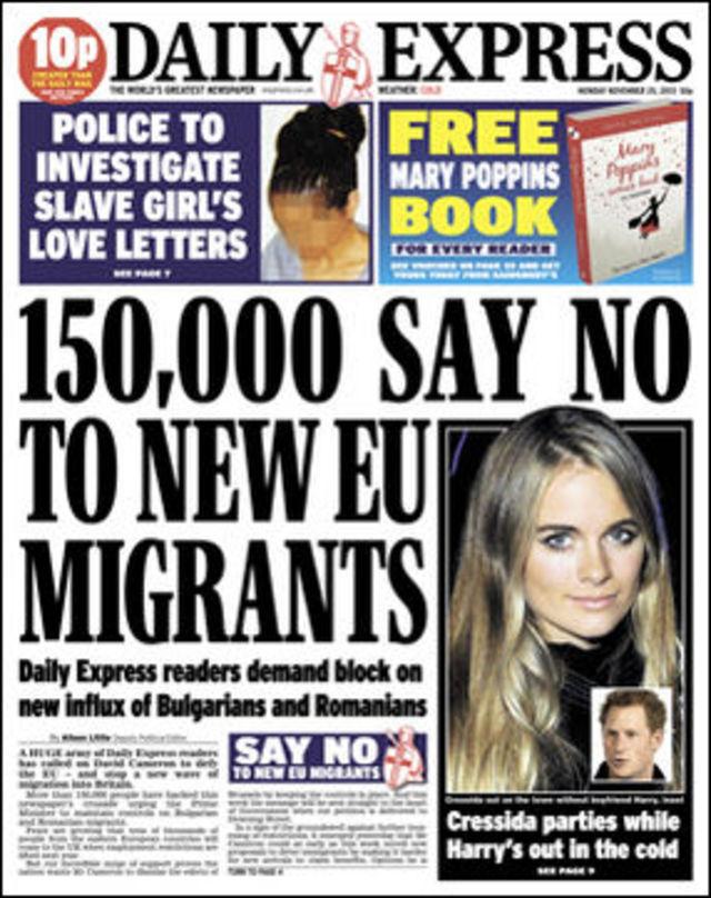 英15萬人拒絕歐盟移民入境(20131125 每日快報)