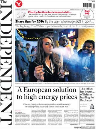 英須找中東歐 高價能源才有解(20140102 獨立報)