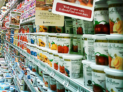 攝取低脂乳製品,包括優酪乳在內,可減少罹患第二型糖尿病。(photo by   Lynda Giddens on Flickr- used under Creative Commons license)
