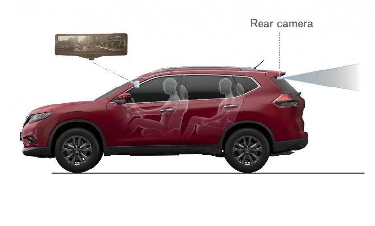 Nissan-smart-dual-mode-rear-vision-mirror