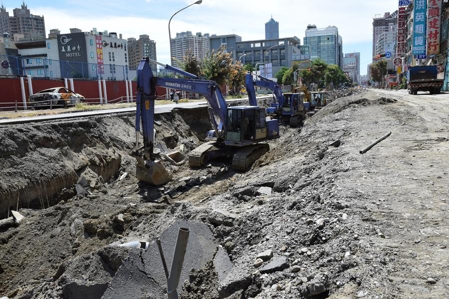 立委陳歐珀認為災區重建應與制度重建並行。(photo by 杜胤廣/台灣醒報)