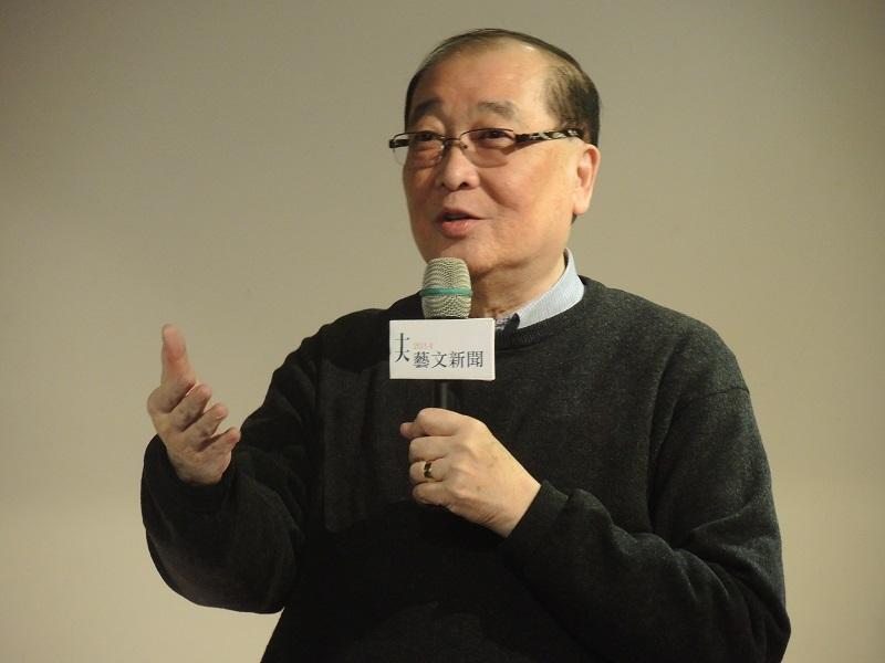 文化部代理部長洪孟啟指出,台中歌劇院的確有缺失,將進行2度施工。(photo by 范捷茵/台灣醒報)