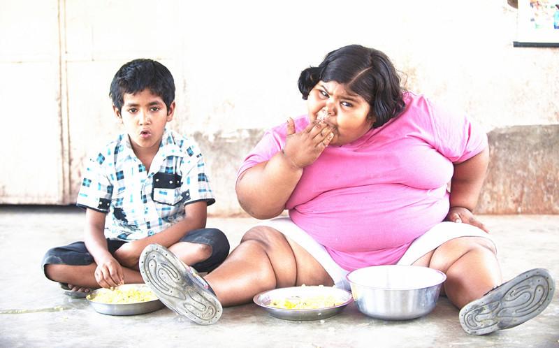 研究顯示,部分暴食或重度肥胖患者可能是「瘦體素」基因異常所致。(photo by Lwp Kommunikáció on Flickr- used under Creative Commons license)
