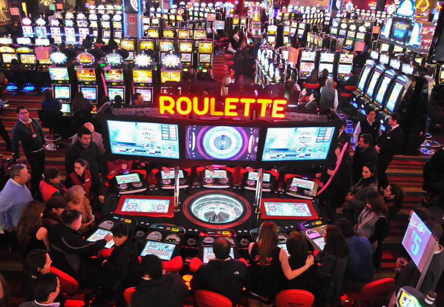 Goa Fuma Un Casino