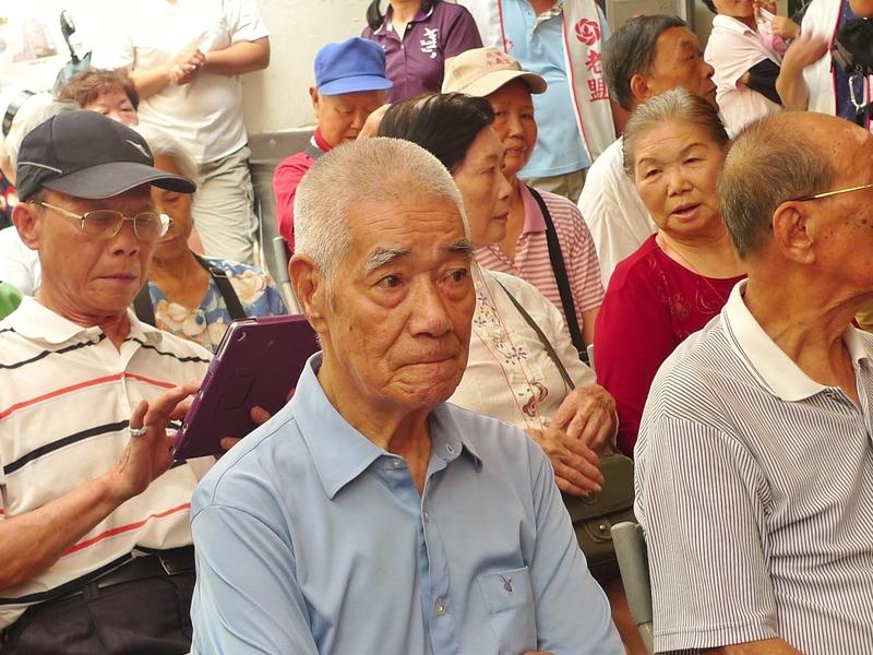 國家衛生研究院指出,老年人健康的關鍵在於有沒有肌肉。(photo by 鄭宇晴/台灣醒報)