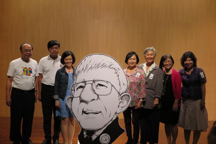 羅慧夫醫師的後輩一直在傳承愛的精神,在台灣及各地為醫療奉獻。(photo by 羅慧夫顱顏基金會)