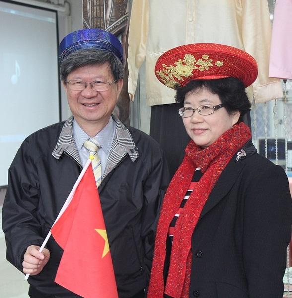 教育部長吳思華7日表示,將把新住民語納入國小必修。(photo by 教育部)