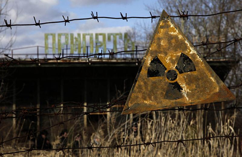 綠色和平指出,車諾比核災已過30年,當地食物仍含輻射。(photo by wikipedia)