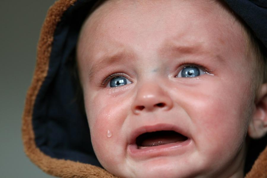 圖說:大哭一場,說不定能使人情緒更好。 (photo by pixabay.com)