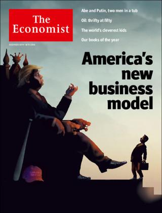 全球週刊封面:川普新經濟的得與失 (20161211 經濟學人)