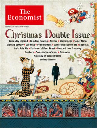 全球週刊封面:解讀2016:自由主義的未來(20161225 經濟學人)
