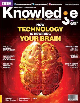 全球週刊封面:這7方面 科技在重塑你大腦 (20170104 英廣知識月刊)