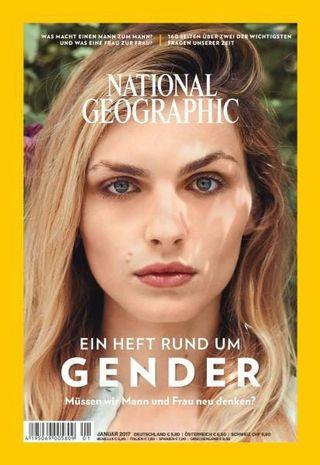 全球週刊封面:性別革命:科學怎麼說 (20170104 國家地理雜誌)