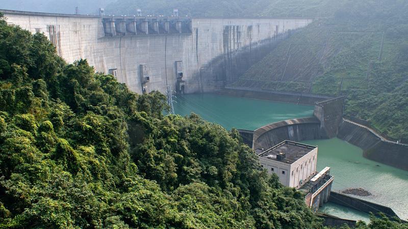 台灣一年有900億噸的降水,但實際可用為200億噸,其中農業一年就用掉125億噸的水。(photo by wikimedia)