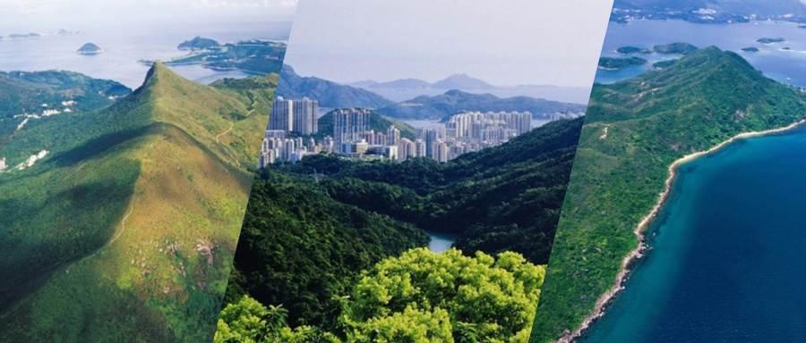 梁振英及其支持者,過去曾多次提出利用香港郊野公園來建屋,惟郊野公園大部分範圍,根本不宜用作居住。(photo by香港政府)