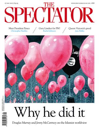 全球週刊封面: 伊斯蘭主義者非孤狼 他們有明確目標 (20170528 觀看者)