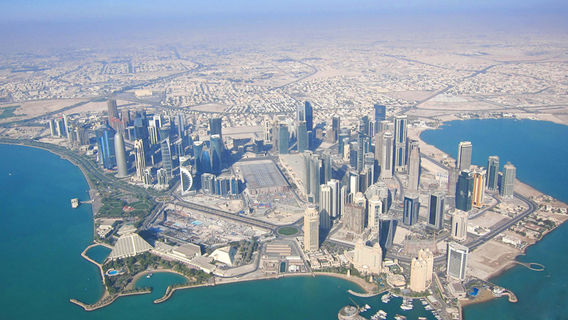 Doha-city-in-qatar