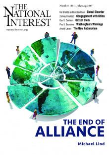 全球週刊封面:面對新國族主義:從全球化的好夢中醒來 (20170626 國家利益)