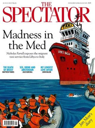 全球週刊封面:人蛇地中海:人道救援如何滋養黑市水路 (20170723 觀看者)