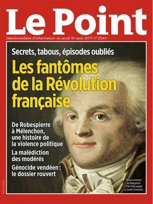 全球週刊封面:法國大革命的幽靈:禁忌與遺忘的篇章 (20170813 法國焦點週刊)