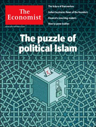 中東的民主,伊斯蘭不能缺席(20170827 經濟學人)