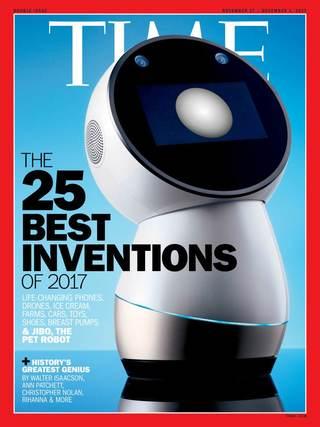今年度最偉大的25項發明(20171120 時代雜誌)