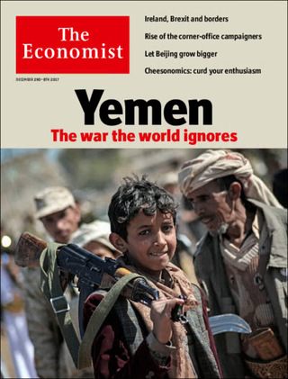 敘利亞後,如何停止葉門內戰?(20171203 經濟學人)