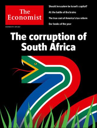 領導南非走出腐敗的人(20171210 經濟學人)