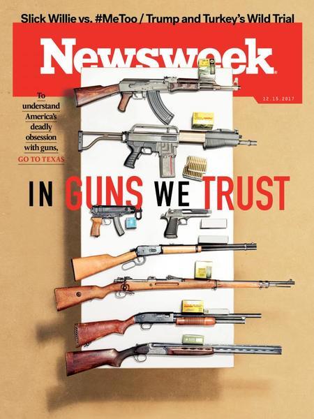 美國的槍魂在德州(20171211 新聞周刊)
