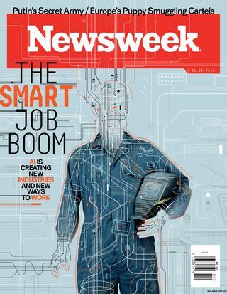 人工智慧造就更多的職缺(20180125 新聞周刊)