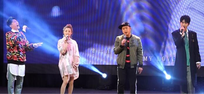 南拳媽媽5.0 推新單曲《奇蹟》