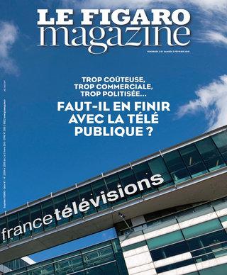 法國:公共電視是否該廢?(20180204 費加洛雜誌)