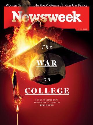 美國:公立大學是否該廢?(20180205 新聞周刊)