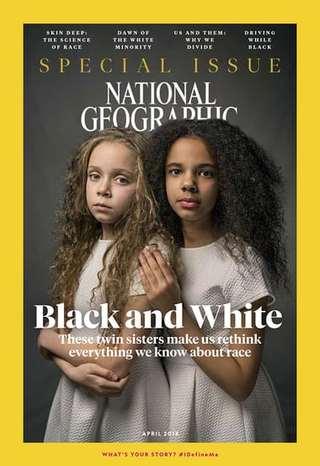 打破百年來的人種迷思(20180325 國家地理雜誌)