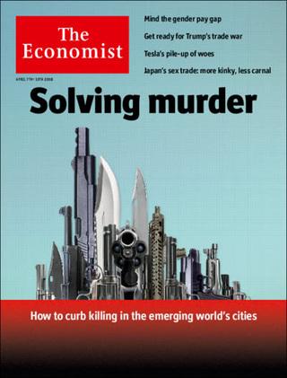 阻卻謀殺犯罪 是第三世界的發展重點(20180408 經濟學人)
