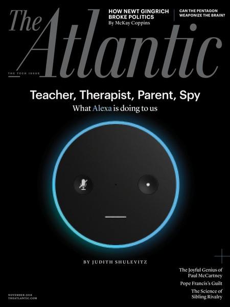 深度學習語言機器人,與你的一切(20181021大西洋月刊)