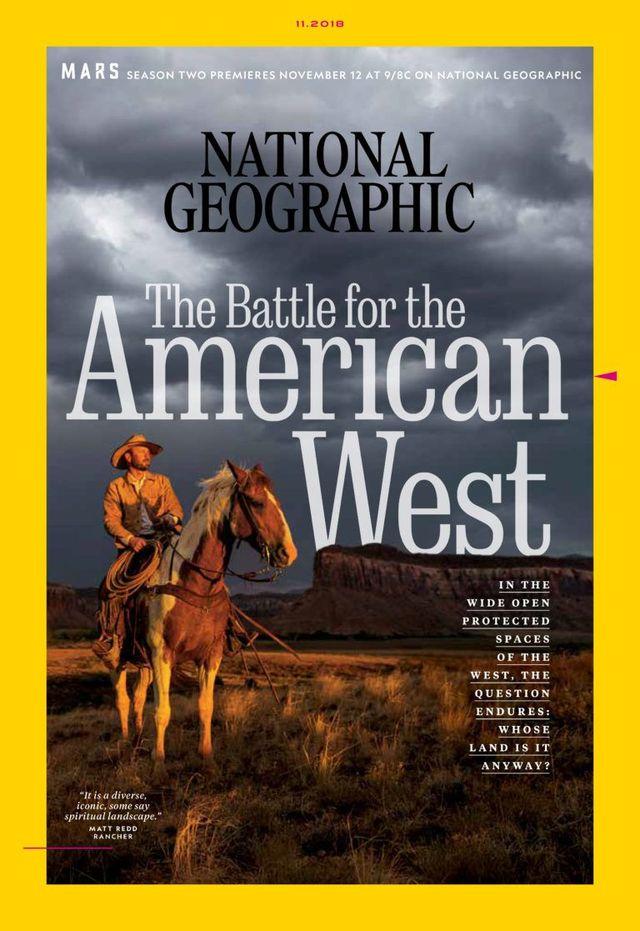 美國西部,誰的地?(20181104 國家地理雜誌)