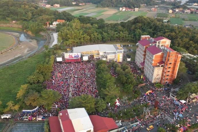 外媒:台灣期中選舉 對政府信任投票
