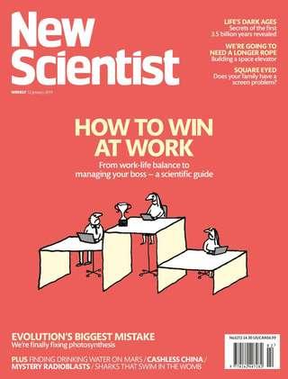 成功職涯背後的辦公室科學(20190114新科學人)