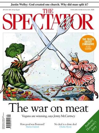 蔬死戰:肉食主義節節敗退(20190127觀看者)