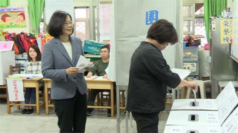 總統立委合併選 2020年1月投票