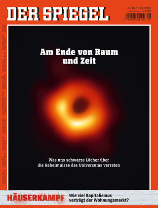 黑洞:比時空更遙遠的地方(20190415 明鏡週刊)