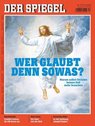世俗的復活節 西方失去信仰的理由(20190421 明鏡週刊)