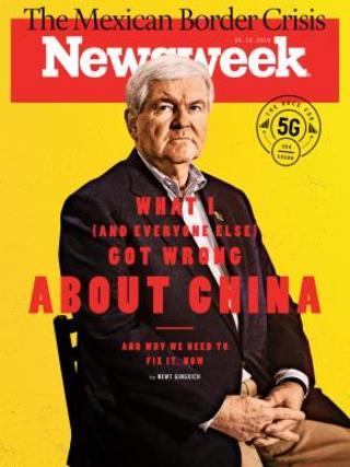 中國崛起比想像中的危險(20190505新聞周刊)