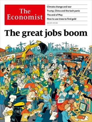 就業大爆發(20190526經濟學人)