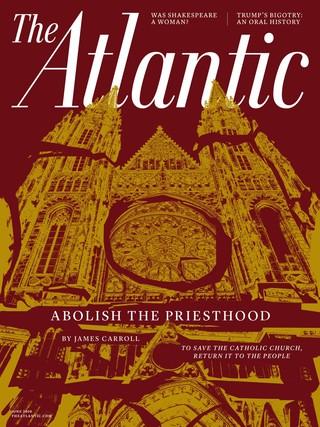忠告天主教:廢除聖品,還信於民 (20190527 大西洋月刊)