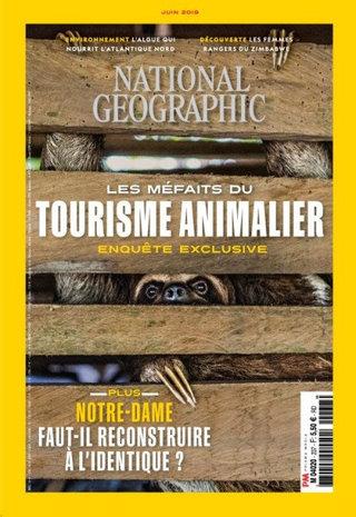 別再消費動物:生態觀光變作生物浩劫(20190602 國家地理雜誌)