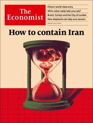 圍堵伊朗之道(20190630經濟學人)